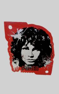 Постер Джим Моррисон | Jim Morrison street art
