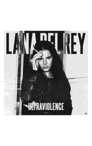 Постер Лана Дель Рей    Lana Ultraviolence