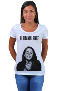 Футболка Лана Дель Рей | Ultraviolence