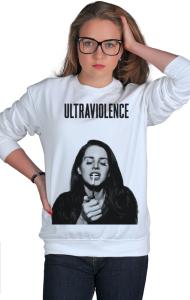 Свитшот Лана Дель Рей | Ultraviolence