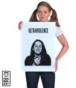 Плакат Лана Дель Рей Ultraviolence