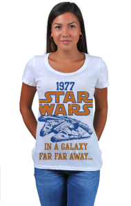 Футболка Звёздные Войны Сокол | Star Wars Falcon
