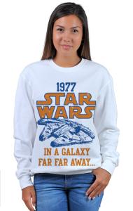 Свитшот Звёздные Войны Сокол | Star Wars Falcon
