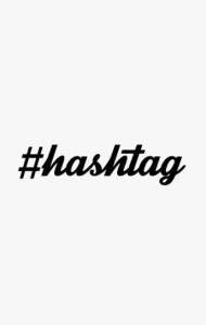 Постер Хештег | Hashtag