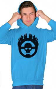 Худи Безумный Макс | Mad Max Fury Road Logo