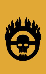 Постер Безумный Макс | Mad Max Fury Road Logo