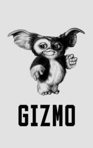 Постер Гремлин Гизмо | Gizmo Gremlin