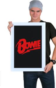 Постер Боуи | Bowie