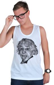 Футболка Альберт Эйнштейн Арт|  Albert Einstein Art