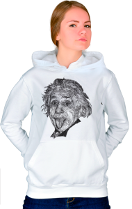 Худи Альберт Эйнштейн Арт|  Albert Einstein Art