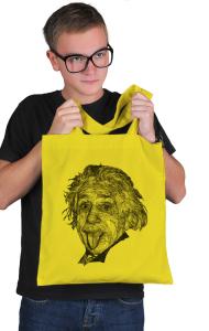 Сумка Альберт Эйнштейн Арт   Albert Einstein Art