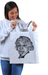 Сумка Альберт Эйнштейн Арт|  Albert Einstein Art
