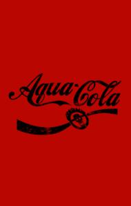 Постер Аква Кола| Aqua Cola