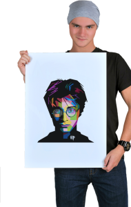 Постер Гарри Поттер | Harry Potter