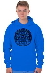 Худи Всевидящее око| Sign of the Masons