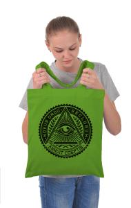 Сумка Всевидящее око  Sign of the Masons