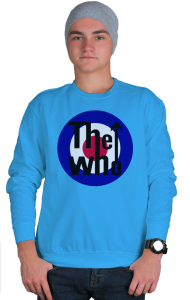 Свитшот Зе Ху|The Who