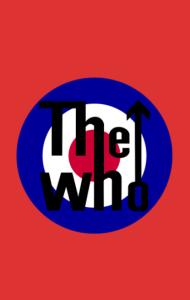 Постер Зе Ху The Who