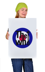 Постер Зе Ху|The Who