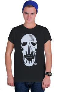 Футболка Череп Безумный Макс | Skull Mad Max