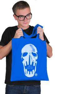 Сумка Череп Безумный Макс   Skull Mad Max