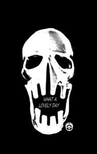 Постер Череп Безумный Макс | Skull Mad Max