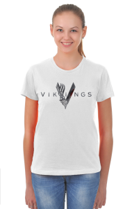 Футболка Викинги | Vikings
