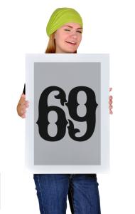 Постер 69