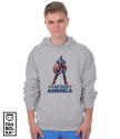 Худи Капитан Америка