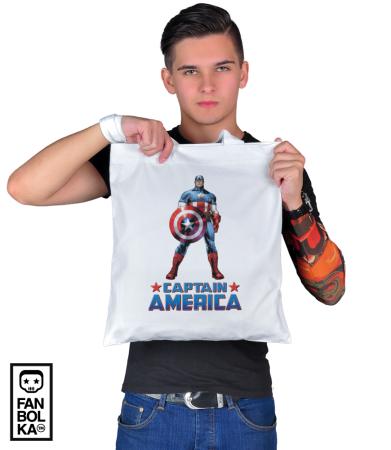 Сумка Постер Капитан Америка | Captain America