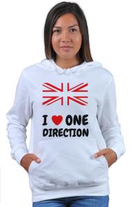 Худи Я люблю Ван Дирекшен| I love One Direction