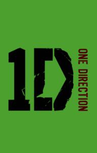 Постер Ван Дирекшен | One Direction 1D