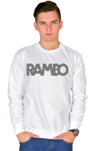 Свитшот Рембо | Rambo