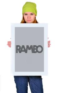 Постер Рембо | Rambo