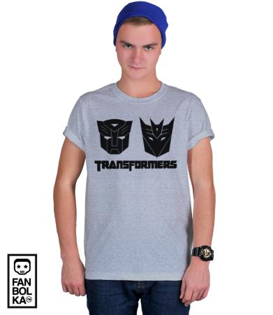 Футболка Трансформеры   Transformers