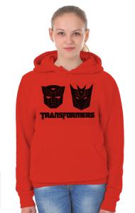 Худи Трансформеры | Transformers