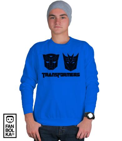 Свитшот Трансформеры   Transformers