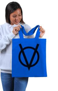 Сумка V — значит вендетта |  V for Vendetta