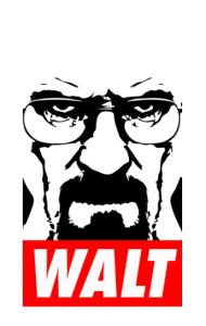 Постер Уолтер Уайт | Walter White