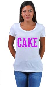Футболка Кейк| Cake