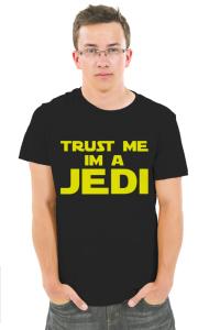 Футболка Доверьтесь мне я джедай|Trust me I'm jedi