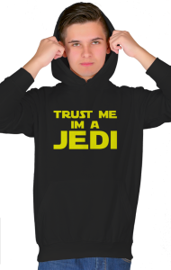 Худи Доверьтесь мне я джедай|Trust me I'm jedi