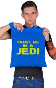 Сумка Доверьтесь мне я джедай|Trust me I'm jedi