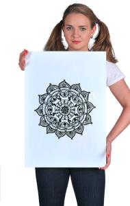 Постер Мандала| Mandala