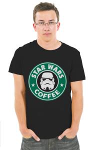 Футболка Стар Варс кофе| Star Wars coffee