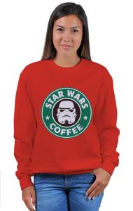 Свитшот Стар Варс кофе| Star Wars coffee
