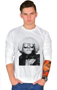 Свитшот Энди Уорхол | Andy Warhol