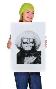 Постер Энди Уорхол   Andy Warhol