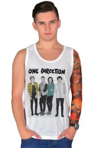 Футболка Ван Дирекшн | One Direction