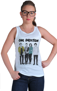 Футболка Ван Дирекшн | One Direction